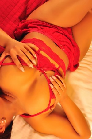 Anne-dominique incall escort in South Milwaukee